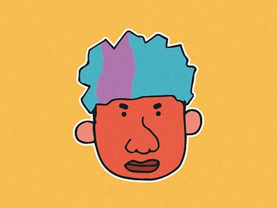 Biru vector sketch doodle vector doodle draw doodle design doodle character doodleaday doodle art doodle character sketch character doodle illustration draw digital art digital colour colored character design character art character