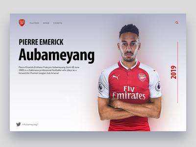 Pierre Emerick Aubameyang