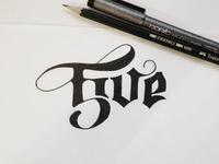 five WIP