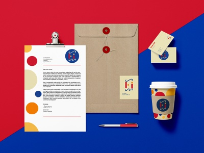 Stationary Set - Brand Identity Design letterhead design letter head graphic design brand identity brand design stationary set brand branding logo design logo