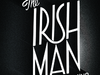 """A type series inspired by Martin Scorcese's """"The Irishman"""""""