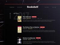 Bookshelf Archive —WIP
