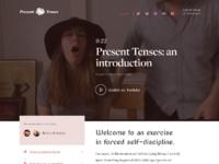 Present tenses article   full