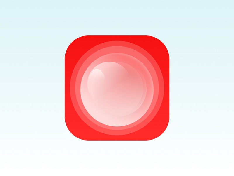 New icon mindful meditation mindfulness app icon icon design ui app ios