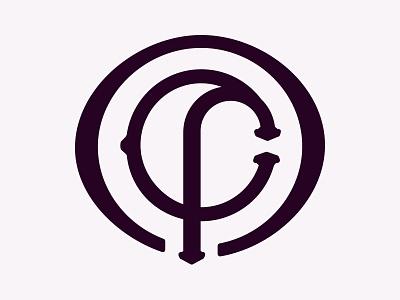 Curious Friends Club Logo vector icon brand mark logos design logo