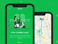 Grab Redesign Concept