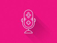 Gaming Podcast Logo