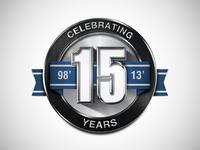 Anniversary 'Logo'