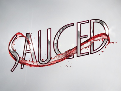 Sauced Typography
