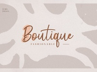 Boutique Logo Branding