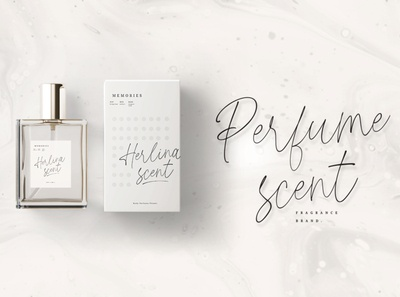 Herlina Scent Packaging Parfume