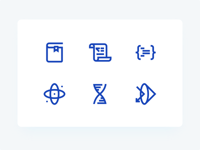 Olympiad icons subject perfect iconography icons pack ios design edu ai illustrator pixel perfect icon set icons