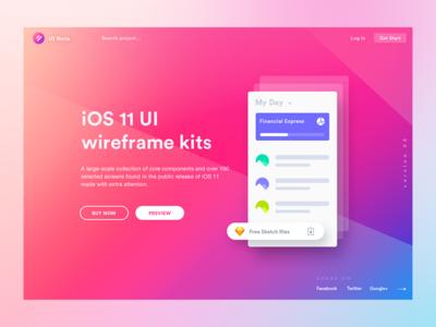 UI Note Web experimental design