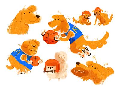 Air Buds football sports airbud dog