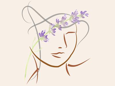Perfume logo for women perfume for women perfume women adobe adobe illustration branding logo vector illustration design
