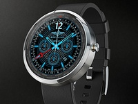 Breitling for Bentley Smart Watch app for moto360