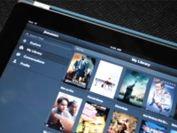 Shared Library for iPad