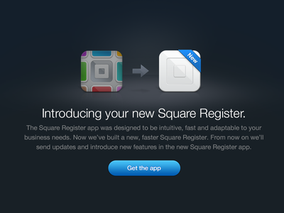 Introducing your new Square Register.