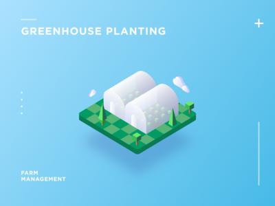 Greenhouse Planting
