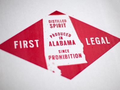 Alabama Shine Packaging