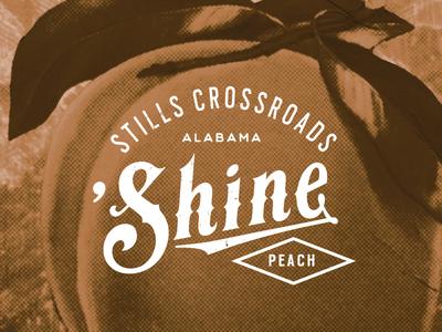 Still Crossroads Alabama Shine (Peach)