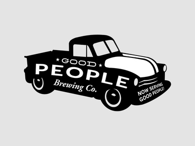 Good People Brewing Graphic