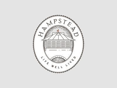 Hampstead Town Center Secondary Mark