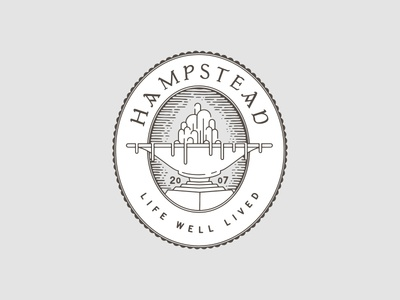 Hampstead Fountain Secondary Mark