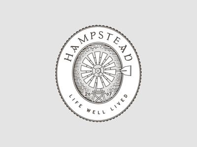 Hampstead Windmill Secondary Mark