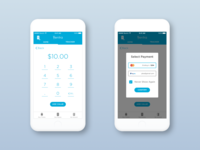 Add Value Screens - Ventra App