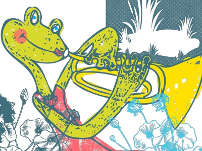 Blues Frog.Jpg 400px