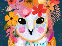 Owl   Mia Charro