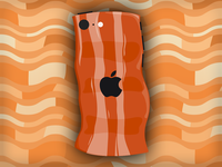 Bacon iPhone