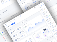 IoT Device and Connectivity Dashboard ux ui web connectivity devices chart app dashboard iot