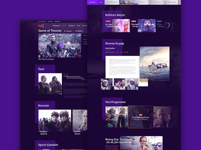 TV8 Redesign