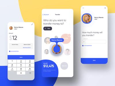 Mobile Banking - Money Transfer