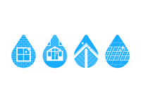 Exterior Property Cleaning icons