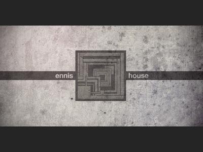 Ennis House Tile