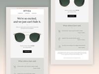 Newsletter Design - dailyui