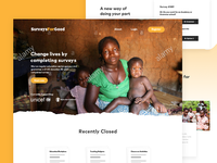 Charity Site
