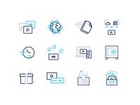 Adstream Iconography