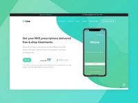 Online Pharmacy — Website