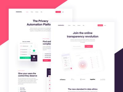 Metomic — Website Release