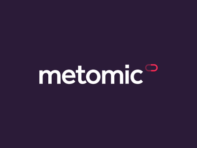 Metomic — Logo wireframes website ui ux together saas tech marketing site designer user experience homepage privacy gdpr privacy automation security animation logo motion