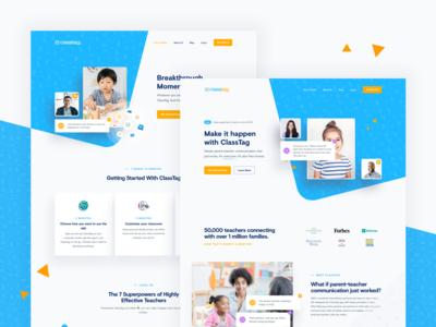 ClassTag — Website Release