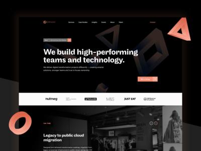 Tecknuovo — Website Release