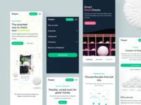 Shepper – Mobile Screens