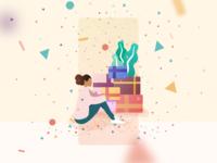 Gift Illustration