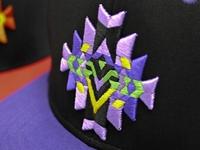 FILTER017 X EVANGELION - EVA FOLK STYLE SNAPBACK CAP