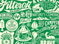 2012 Filter017 FCL OUTDOOR LAB Graphics Collection